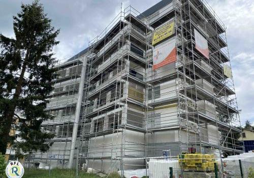 Réhabilitation de 184 logements