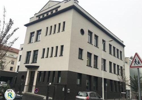 Restauration d'un immeuble